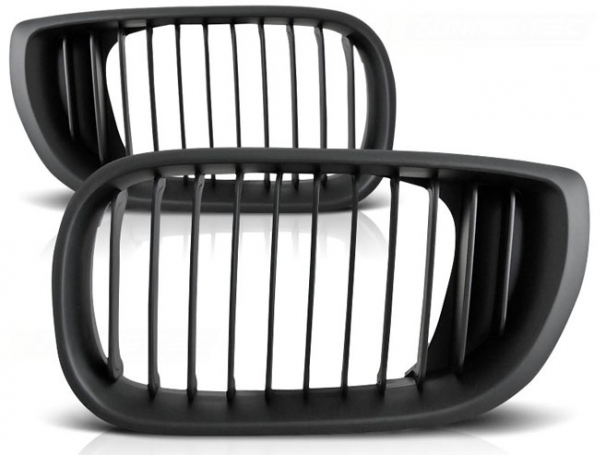 Grill Nerki BMW 3 E46 01-05r Sedan Black
