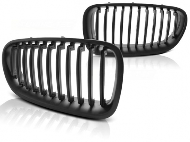 Grill Nerki BMW 5 F10 F11 10- Sedan Black